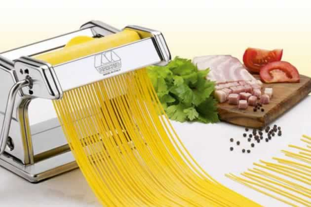 Zelf pasta maken