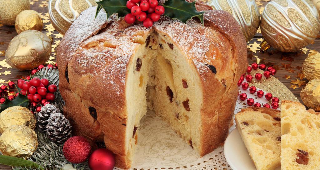 Kerstmis zonder Panettone is ondenkbaar